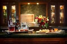 scotch and cigar bar