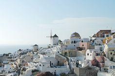 Santorini, Greece | F