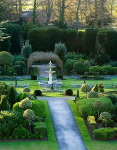 Brodsworth Hall Gardens
