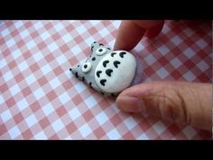 Sanding Polymer Clay Charms