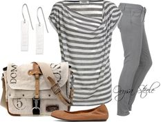 A Way with Words, created by orysa on Polyvore