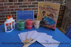 games, idea, cultur playdat, son, dance, cultur craft, eyes, crafts, cinco de mayo