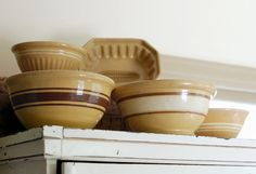Collect: Yellow Ware