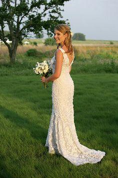 Jenna Bush Wedding #celebrity #wedding