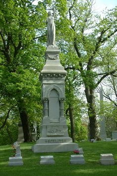 Joseph Schlitz gravesite