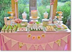 spring bridal shower inspiration | oh one fine day