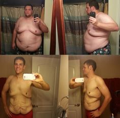 How Anthony the Developer Lost Over 200 Lbs…in ONE year. (via @nerdfitness) // It may not be pretty, but it should be inspiring.