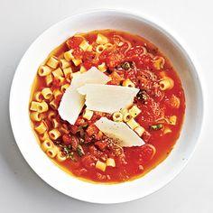 Italian Tomato Soup | CookingLight.com