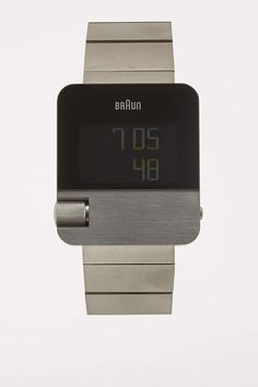 Braun Mens Prestige Digital Watch