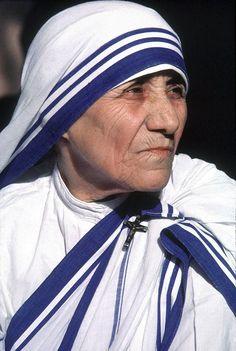 Mother Teresa. S)