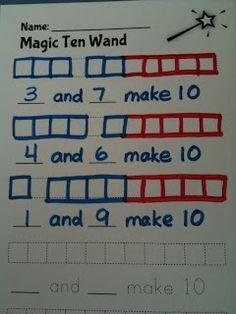 Math Coach's Corner: The Ten Wand