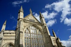 Winchester Cathedral, Hampshire