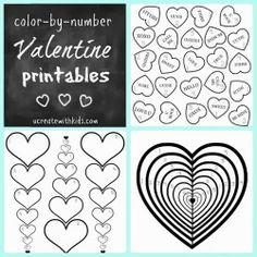 Valentine's Day Classroom Printables