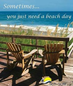 I wish every day was a beach day!
