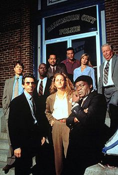 Homicide: Life on the Street.  One of my all-time favorite shows ever.  Pembleton, Bayliss, Munsch, and G.  Oh, man!
