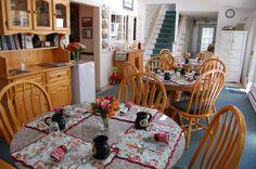 Old Harbor Inn Breakfast Room