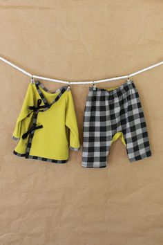 i seam stressed: Little Kid Kimono Set