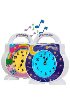 My Tot Clock- this is awesome for helping my son sleep longer and helping ME get more sleep too!!