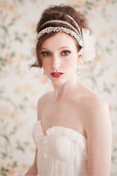 wedding hair accessories -Enchanted Atelier