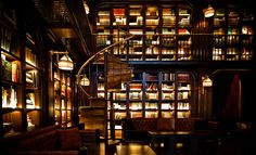 The Library at the NoMad Hotel -- New York, New York