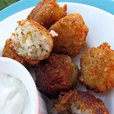 Italian Rice Balls Allrecipes.com