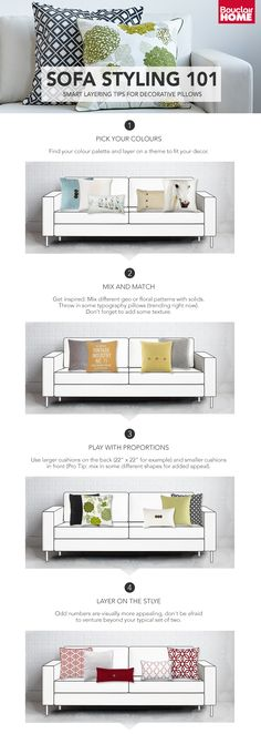 Looking to refresh your sofa? Adding decorative pillows is a quick and easy…