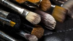 How to clean your makeup brushes: