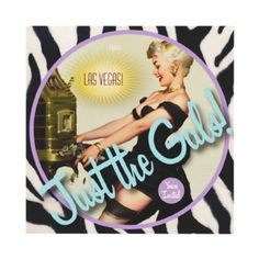"""""""Just The Gals"""" Girls Night Out Party Invitation! VEGAS BABY!"""