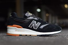New Balance M997PR 'Author's Collection'