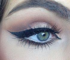 cat eye...