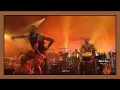 Congo - Les Tambours de Brazza - Celebration of African Rhythms - Bastil...
