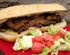 Meatless Monday: Po' Boy Sandwich