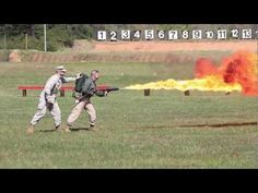Did someone say FLAME THROWER?!
