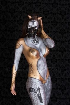 Alan Anderson – Face and body artist – Denver,CO