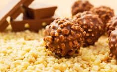 Crunchy Chocolate Peanut Butter Clusters