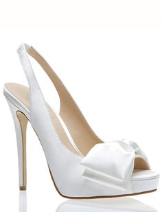 First Look — ShoeDazzle Bridal Footwear: Love.  http://news.instyle.com/photo-gallery/?postgallery=113122#