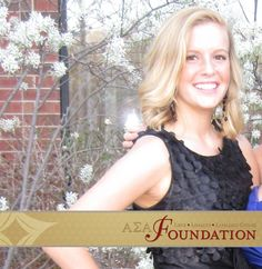 Hailee Gehrls, Theta Alpha - Hilda Giraud Endowed Founders' Memorial Scholarship recipient