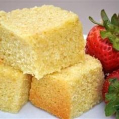 Grandmother's Buttermilk Cornbread  #
