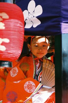 Yamaguchi Tenjin Festival, Japan: photo by isado, via Flickr