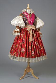 Czech folk costume,