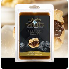 Primary Scent - Birthday Cake  Call it birthday cake, call it wedding cake, or even call it a cupcake.... One whiff of this fragrance and you'll be hooked.  Secondary Scent - Chocolate  Calling all chocolate lovers! This candle fills your home and senses with the rich scent of creamy milk chocolate, creating an inviting ambiance and leaving your mouth watering! A guilt-free way to indulge in the decadence– without the calories.