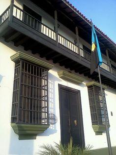 Casa de la Capitulación. Edificaciones Historicas, Casco Central de Maracaibo.