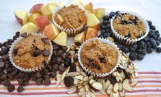 Southern Plate's AnyTime Any Kind Muffins. This is a make ahead muffin recipe that keeps a month in the fridge if you keep it in an airtight container. You can mix in different toppings, one cup of the mix will make 4 muffins.