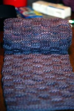 Knitting on the Oregon Trail: Yellowstone Edition [With Free Scarf Pattern!] | Historical Craftology