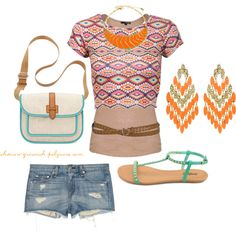 Summer Ready by sharon-grisnich on Polyvore