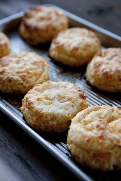 Gluten-Free Bacon Cheddar Biscuits from @Nicole Novembrino Novembrino Hunn!