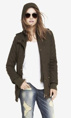 I sure do like this jacket...$200 is pretty steep though! 3-IN-1 CONVERTIBLE JACKET from EXPRESS