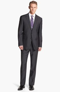Burberry Classic Fit Suit