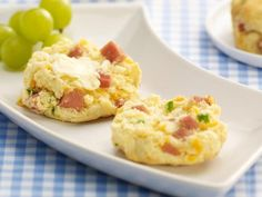 SPAMalicious™ Jalapeño Cheddar Biscuits   SPAM® Recipes   SPAM