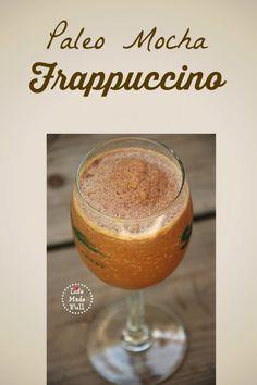 paleo mocha frappuccino